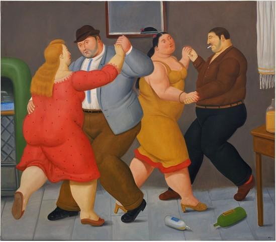 The Dancers (Los Bailadores)