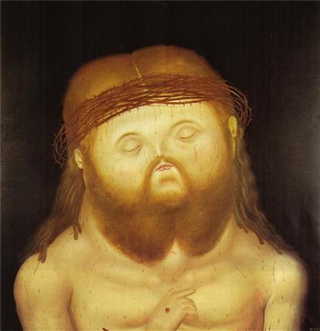 La Cabeza de Cristo