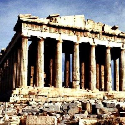 ANTIGA GRECIA timeline