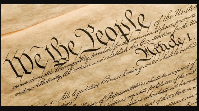 U.S. Constitution is signed