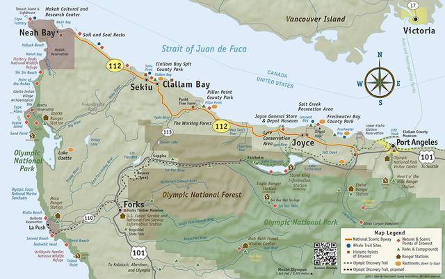 Discovery of Strait of Juan de Fuca