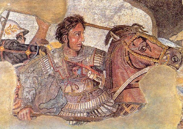 Alejandro magno muere en babilonia