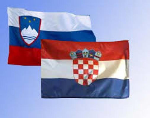 independece of Slovenia and Croatia
