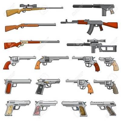 Línea del Tiempo: Armas timeline