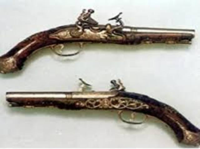 Rifle de Llave de Mecha