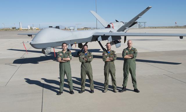 Dron de Combate