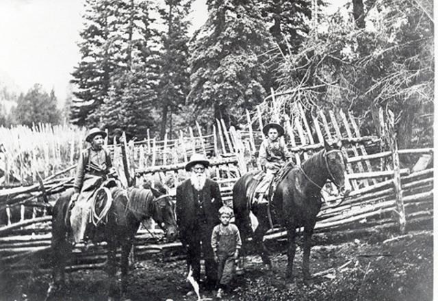 Juan de Archuleta explores Colorado