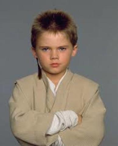 32 years BBY Anakin Becomes Obi Wan's padawan