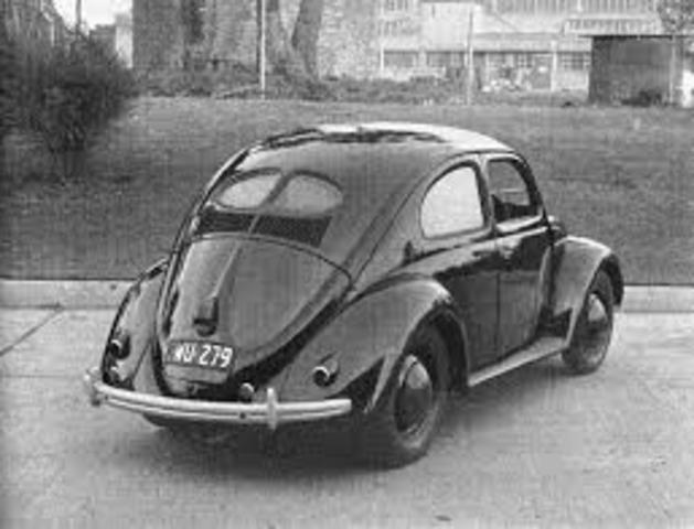 VOLKSWAGEN DE 1940