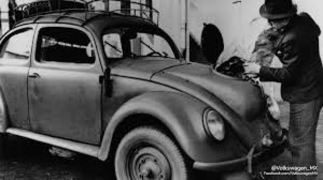 VOLKSWAGEN DE 1945
