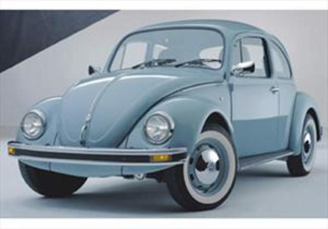 volkswagen 1965
