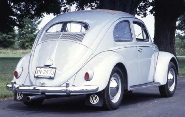 VOLKSWAGEN 1950