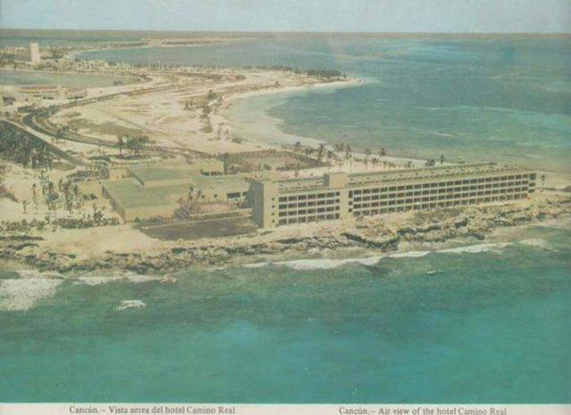 Inicio del Proyecto Cancún