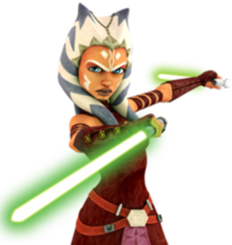 20BBY Ahsoka leaves the Jedi order