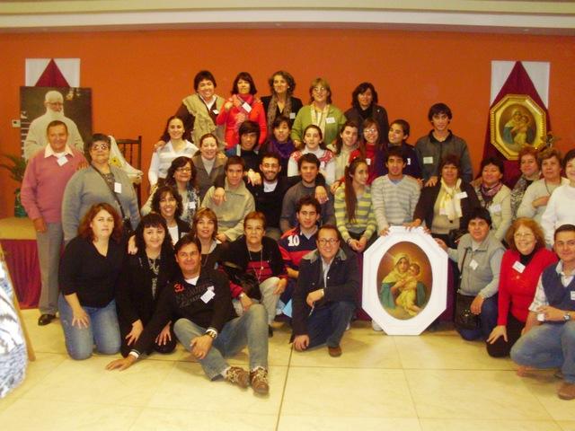 ENCUENTRO REGION CUYO 2011