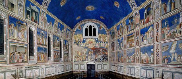 GIOTTO a Padova