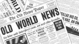 """Línea del tiempo """"historia del periódico"""" timeline"""