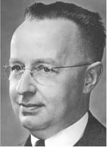 Walter A. Shewhart(1891-1967)