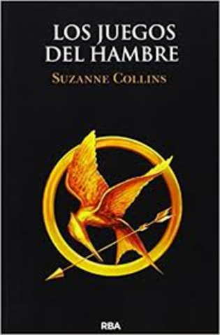Third book of the hunger games