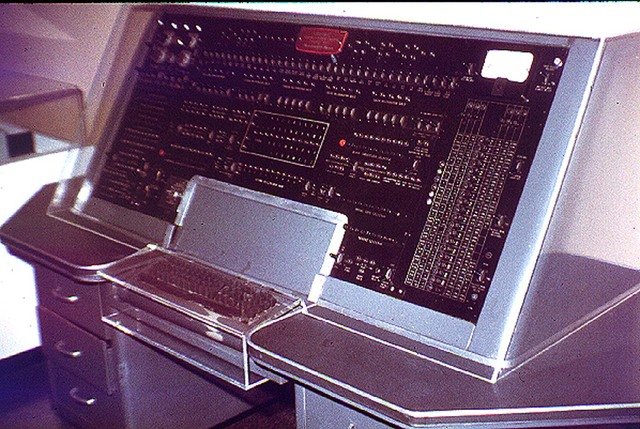 The UNIVAC is made