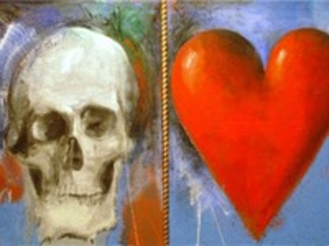 Study of This Sovereign Life by Jim Dine