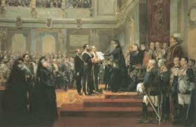 LA CONSTITUCIÓN DE 1876: