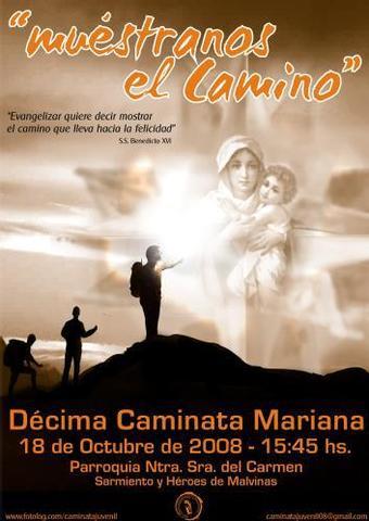 X CAMINATA JUVENIL MARIANA