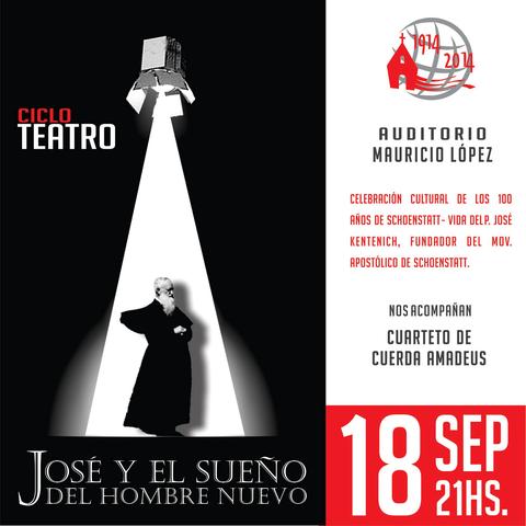 JOSÉ Y EL SUEÑO DEL HOMBRE NUEVO