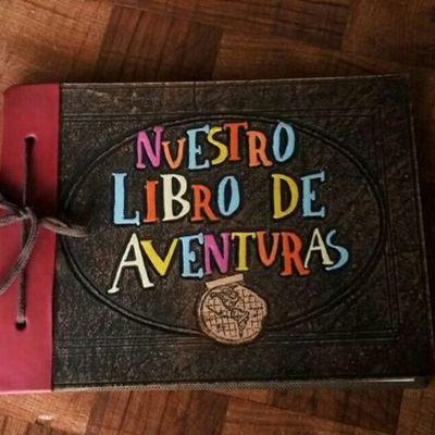 Nuestro libro de aventuras ♥ timeline