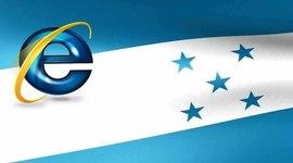 Historia de como llega el Internet a Honduras timeline