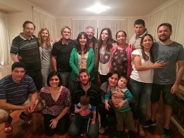 CONSAGRACIÓN DE INGRESO MATRIMONIO BIANCIOTTI-PAEZ A LA FEDERACIÓN APOSTÓLICA DE FAMILIA
