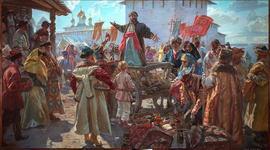 Смутное время 1598-1613 годы timeline