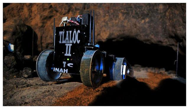 Robot Tlaloc II