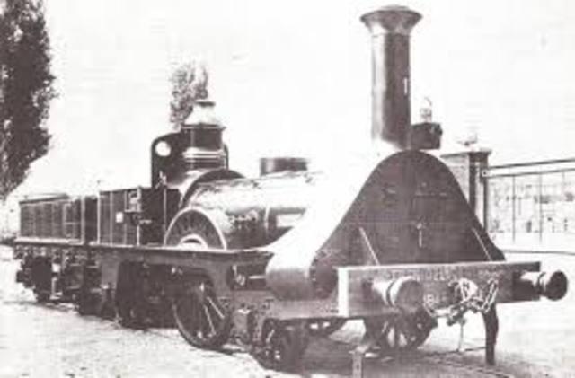 LA LEY DE LOS FERROCARRILES DE 1855