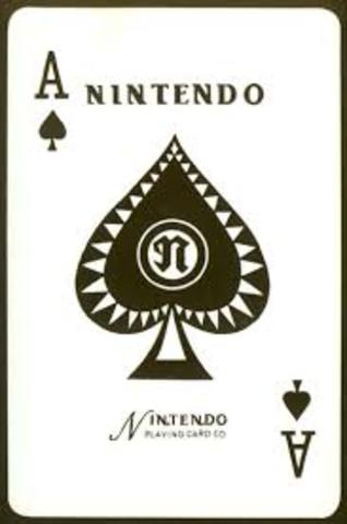 NINTENDO PLAYING CARD CO.LTD
