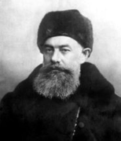 Comienzos de la Edafología Dokuchaev