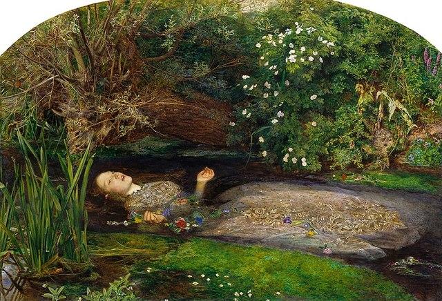 Ofèlia - Millais