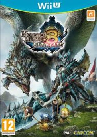 NINTENDO MONSTER HUNTER