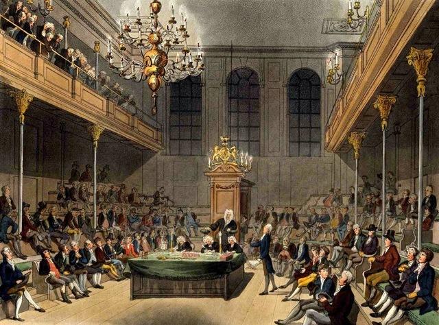 (1802 ) El Parlamento