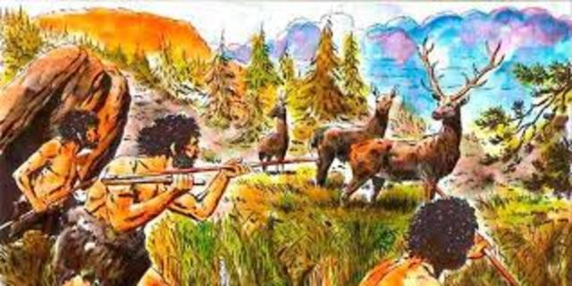Paleolítico. Antigua Edad Piedra