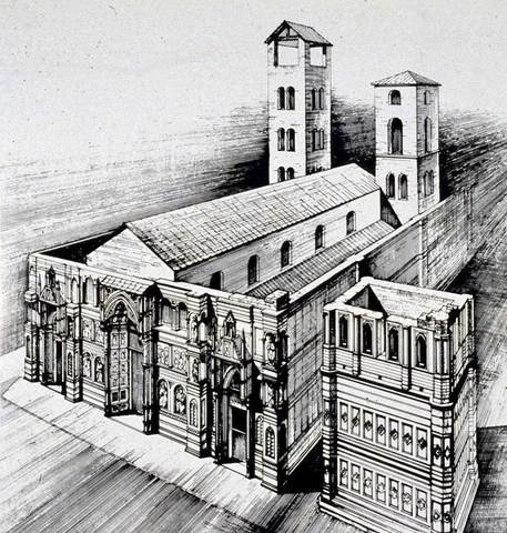 Demolizione di Santa Reparata