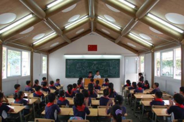 School in Shanghai