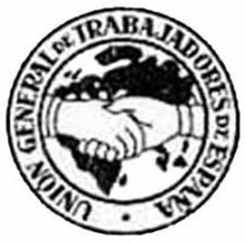 Creación de la Unión General de Trabajadores (UGT)