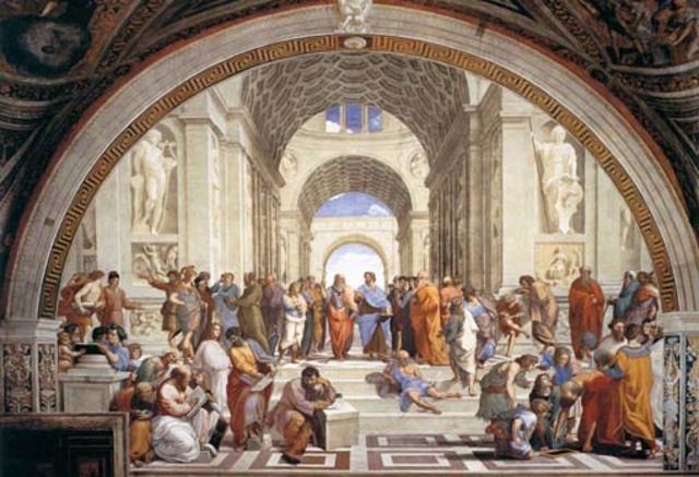 RAFFAELLO va a Roma