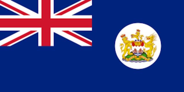 Ocupación Británica de Hong Kong y Nueva Zelanda