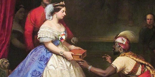 Victoria de Inglaterra, emperatriz de la India
