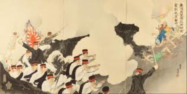 Ocupación japonesa de Formosa