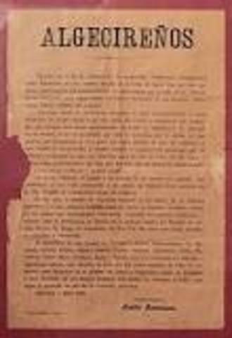 CONFERENCIA DE ALGECIRAS: