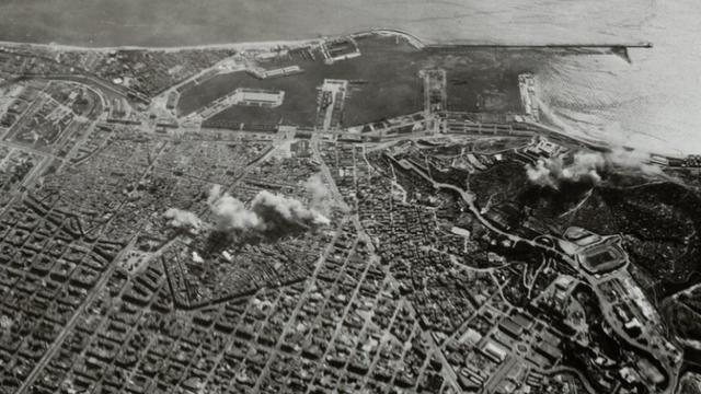 Bombardeo de Barcelona