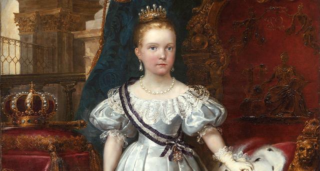 Isabel II declarada mayor de edad